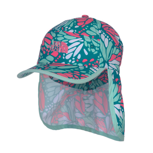 Sapca The North Face Youth Party In The Back Hat Jaiden Green Print SS14