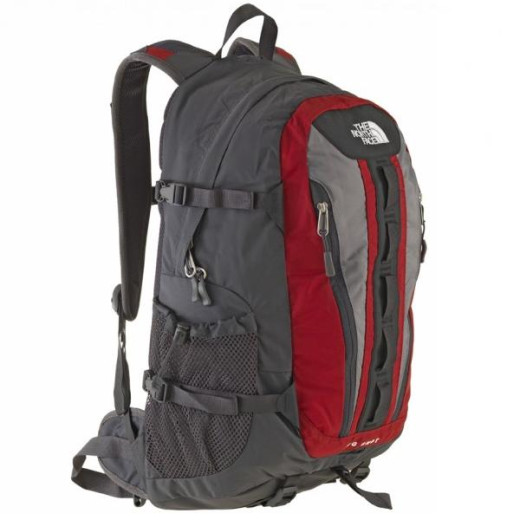 Rucsac The North Face Big Shot 32 Gri/Rosu