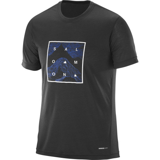 Salomon Explore Graphic Ss Tee