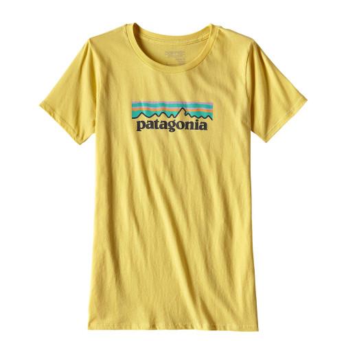 Tricou Patagonia W Pastel P-6 Logo