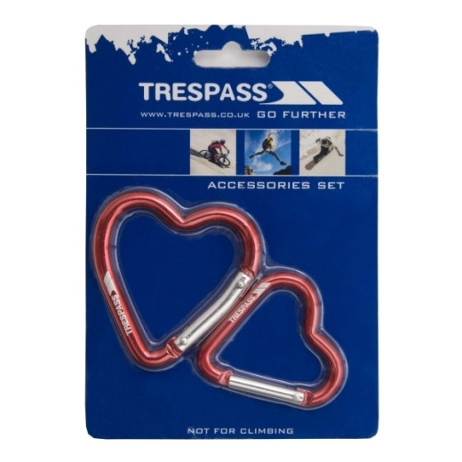 Breloc chei Trespass Viscus