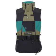 Vesta Activitati Urbane Barbati The North Face Steep Tech Vest Burnt Olive Green/Ever Green/Tnf Black