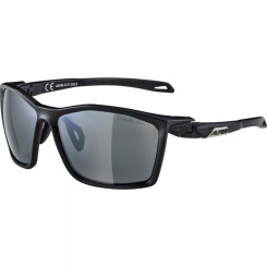 Ochelari De Soare Unisex Alpina Twist Five Black Matt CM+ Negru Ochelari De Soare Unisex Alpina Twist Five Black Matt CM+ Negru
