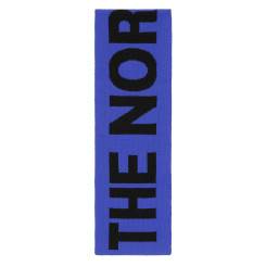 Fular The North Face Logo Scarf Tnf Blue/Tnf Black Fular The North Face Logo Scarf Tnf Blue/Tnf Black