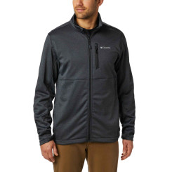 Polar Barbati Columbia Outdoor Elements Full Zip Negru Polar Barbati Columbia Outdoor Elements Full Zip Negru