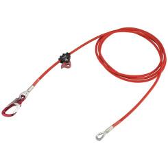 Mijloc Legatura Reglabil pe Cablu Camp Safety 5m Mijloc Legatura Reglabil pe Cablu Camp Safety 5m