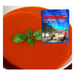 Travellunch Aliment instant Tomato Soup 2x500ml 50268 Travellunch Aliment instant Tomato Soup 2x500ml 50268