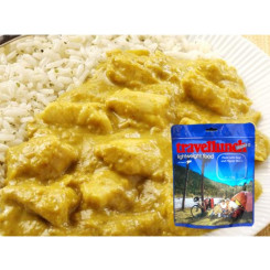 Travellunch Aliment instant Chicken Korma Curry with Rice 250 g 50234 Travellunch Aliment instant Chicken Korma Curry with Rice 250 g 50234