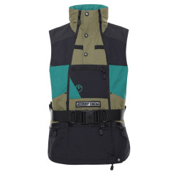 Vesta Activitati Urbane Barbati The North Face Steep Tech Vest Burnt Olive Green/Ever Green/Tnf Black Vesta Activitati Urbane Barbati The North Face Steep Tech Vest Burnt Olive Green/Ever Green/Tnf Black