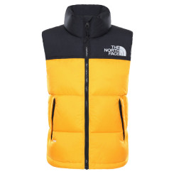 Vesta Puf Activitati Urbane Copii The North Face Youth 1996 Retro Nuptse Vest Summit Gold Vesta Puf Activitati Urbane Copii The North Face Youth 1996 Retro Nuptse Vest Summit Gold