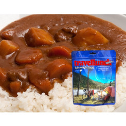 Travellunch Aliment Rice with Beef and Pepper sauce 250g 50249 E Travellunch Aliment Rice with Beef and Pepper sauce 250g 50249 E