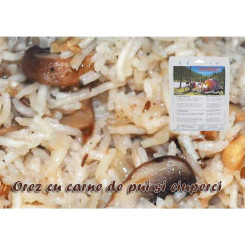 Aliment instant Travellunch Chicken Risotto 250g 51237 Aliment instant Travellunch Chicken Risotto 250g 51237