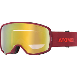 Ochelari Ski Unisex Atomic Revent Stereo Red Ochelari Ski Unisex Atomic Revent Stereo Red