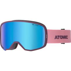 Ochelari Ski Unisex Atomic Revent Stereo Nightshade/Rose Ochelari Ski Unisex Atomic Revent Stereo Nightshade/Rose