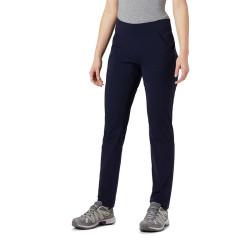 Pantaloni Drumetie Femei Columbia Anytime Casual Pull On Pant Albastru Pantaloni Drumetie Femei Columbia Anytime Casual Pull On Pant Albastru