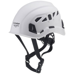 Casca Alpinism Utilitar Camp Safety Ares Air Alb Casca Alpinism Utilitar Camp Safety Ares Air Alb