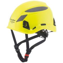 Casca Alpinism Utilitar Camp Safety Ares Galben Fluorescent Casca Alpinism Utilitar Camp Safety Ares Galben Fluorescent