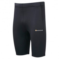 Pantaloni Scurti Alergare Barbati Montane Trail Series Black Pantaloni Scurti Alergare Barbati Montane Trail Series Black
