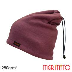 Caciula / Tub Unisex Merinito Soft Fleece 100% Lana Merinos Violet Caciula / Tub Unisex Merinito Soft Fleece 100% Lana Merinos Violet