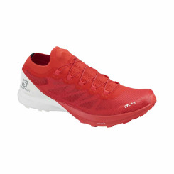 Pantofi Alergare Barbati Salomon  S/Lab Sense 8 Racing Red/White/Wh Pantofi Alergare Barbati Salomon  S/Lab Sense 8 Racing Red/White/Wh