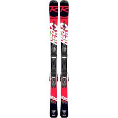 Skiuri cu Legaturi Copii Rossignol HERO JR XP JR/XP 7 GW Multicolor Skiuri cu Legaturi Copii Rossignol HERO JR XP JR/XP 7 GW Multicolor