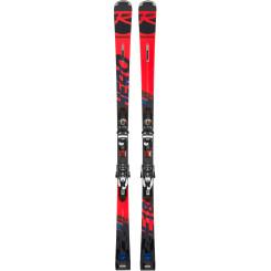 Skiuri cu Legaturi Unisex Rossignol HERO ELITE LT TI K/SPX14 K.GW Multicolor Skiuri cu Legaturi Unisex Rossignol HERO ELITE LT TI K/SPX14 K.GW Multicolor