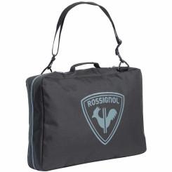 Geanta Transport Clapari Ski Rossignol Dual Basic Boot Bag Antracit Geanta Transport Clapari Ski Rossignol Dual Basic Boot Bag Antracit