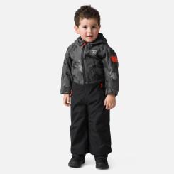 Combinezon Ski Copii Rossignol Kid Flocon Suit Camo Grey  Combinezon Ski Copii Rossignol Kid Flocon Suit Camo Grey