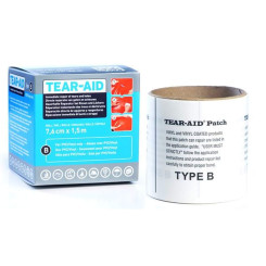 Banda Adeziva pentru reparatii Tear Aid B Banda Adeziva pentru reparatii Tear Aid B