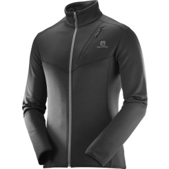 Fleece Salomon Discovery Fz Barbati Fleece Salomon Discovery Fz Barbati