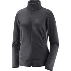 Fleece Salomon Discovery Fz Femei Fleece Salomon Discovery Fz Femei