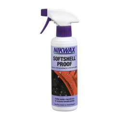 Spray Impermeabilizare Nikwax SoftShell Spray On 300 ml Spray Impermeabilizare Nikwax SoftShell Spray On 300 ml