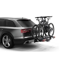 Suport biciclete Thule EasyFold XT 2 cu prindere pe carligul de remorcare - pentru 2 biciclete Suport biciclete Thule EasyFold XT 2 cu prindere pe carligul de remorcare - pentru 2 biciclete