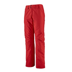 Pantaloni Ski Barbati Patagonia Insulated Powder Bowl Pants Fire  Pantaloni Ski Barbati Patagonia Insulated Powder Bowl Pants Fire