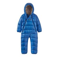 Combinezon Copii Patagonia Infant Hi-Loft Down Sweater Bunting Bayou Blue Combinezon Copii Patagonia Infant Hi-Loft Down Sweater Bunting Bayou Blue
