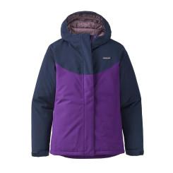 Geaca Ski Copii Patagonia Girls' Everyday Ready Jkt Purple