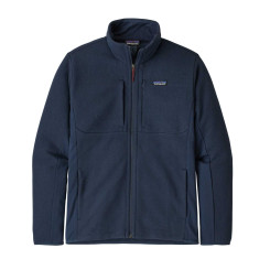 Polar Drumetie Barbati Patagonia Lightweight Better Sweater Jkt New Navy
