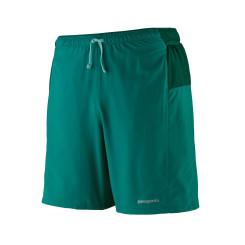 Pantaloni Scurti Alergare Barbati Patagonia Strider Pro Shorts - 7 in. Verde Pantaloni Scurti Alergare Barbati Patagonia Strider Pro Shorts - 7 in. Verde
